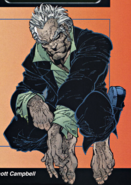Ezekiel Sims (Earth-616) from Official Handbook of the Marvel Universe Vol 4 2 0001