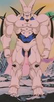 Super Saiyan 4 Vegeta - Omega reformed