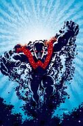 Wonder Man ionic form