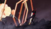 Evangelion Unit-01 Shock Wave