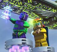 Kang Ravonna LEGO Marvel