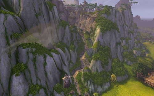 Valley Adaptation