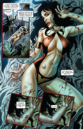 Vampirella Healing Factor