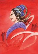 Bi Ki, the Queen Mother of Qin Kingdom