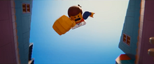 Emmet's Power Punch LEGO Movie 2.png