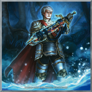 Noble Knight Bedwyr