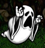 Spelunky-ghost
