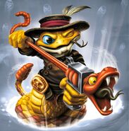 Rattle Shake (Skylander Swap Force)