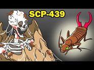 SCP-439 Bone Hive (SCP Animation)-2