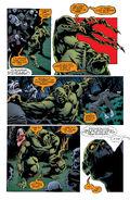 Swamp Thing vs Vampires