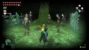 Wolf Link (Zelda) ghosts