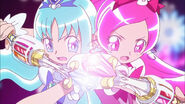 Cure Blossom & Cure Marine - Floral Power Fortissimo