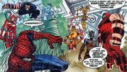 Exemplars (Earth-616) Peter Parker (Earth-616) Peter Parker Spider-Man Vol 2 11