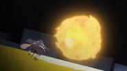 Obito's Great Fireball Technique
