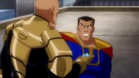 Ultraman vs Lex Luthor