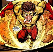 Kid Flash Bart Allen 0003