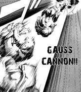 Toki Gauss Cannon