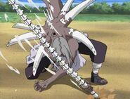 Kimimaro bone-whip