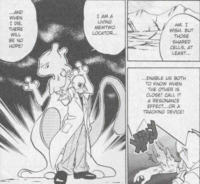 Mewtwo and Blaine