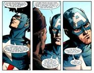 Captain America's Enhanced Intelligence