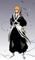 Ichigo new outfit (Bleach)