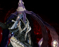 Queen Sheba Bayonetta