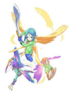 Tos-summon-sylph