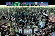 Black Lantern Corps RISE! DC