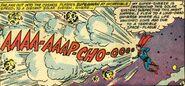 Superman (DC Comics Pre-Crisis) sneeze