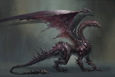 Demonic Dragon Physiology