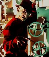 Freddy Krueger (A Nightmare on Elm Street) wheels