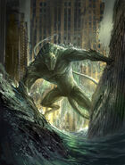 Leviathan Worm