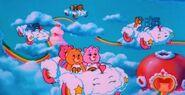 Care Bears Cloudmobiles