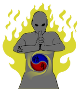Chakra Moulding Diagram (Normal)