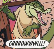 Gator Man (Scooby-Doo)