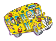 Magic School Bus powers