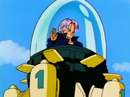 Trunks Time Machine