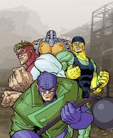 Wrecking Crew (Marvel Comics)