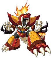 Burn Dinorex