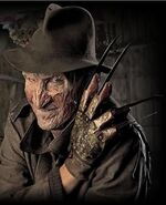 Freddy Krueger (A Nightmare on Elm Street) Nightmare Embodiment