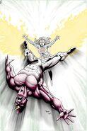 Linda Danvers Earth Born Angel of Fire Supergirl DC Comics