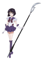 Sailor Saturn Season III