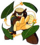 Wood Man Megaman 2