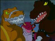 Extreme Dinosaurs Raptors