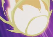 Jonouchi using Fireball