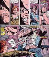 Punisher breaks chains