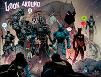 Dark Knights Dark Nights Metal DC Comics Batman Barbatos