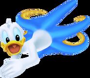 Donald Duck AT KHII