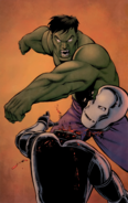Nerd Hulk Kills Anthony