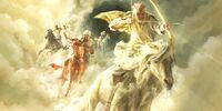 Os cavaleiros do Apocalipse